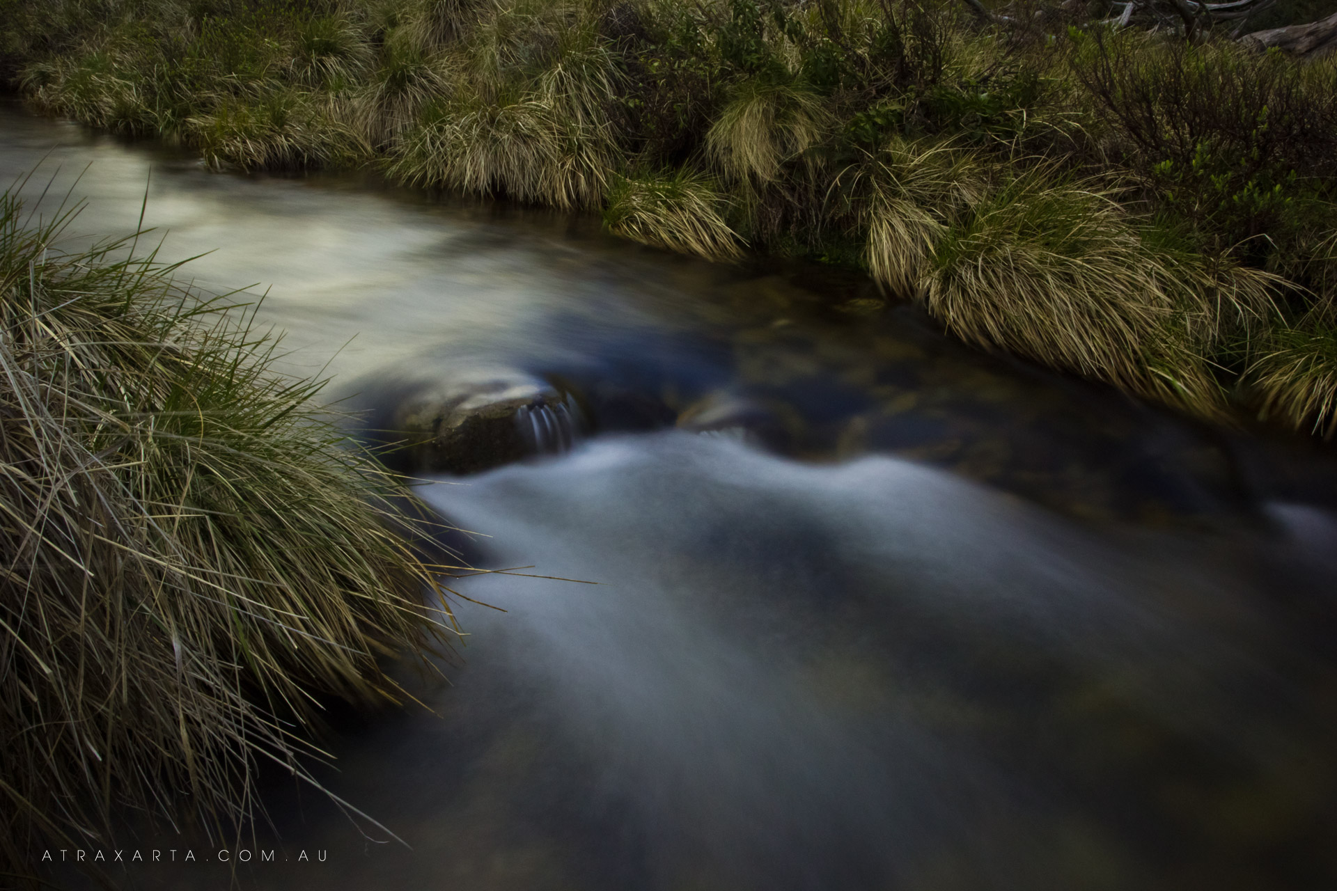Quiet Rapids, Alpine National Park, Victoria