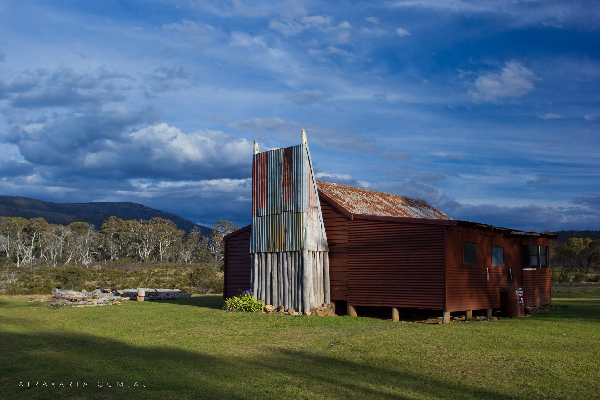 South of the Border, Pockets Hut, Kosciuszko National Park, NSW