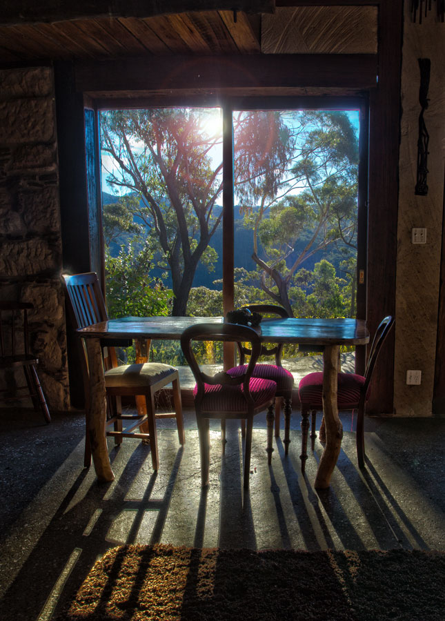 Dream Cabin Sunshine, Wollemi Cabins, Blue Mountains Australia