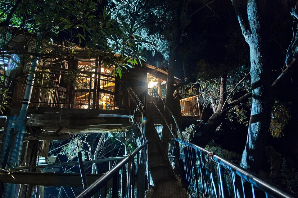 Blue Mountains Treehouse #7, Wollemi Cabins, Blue Mountains Australia